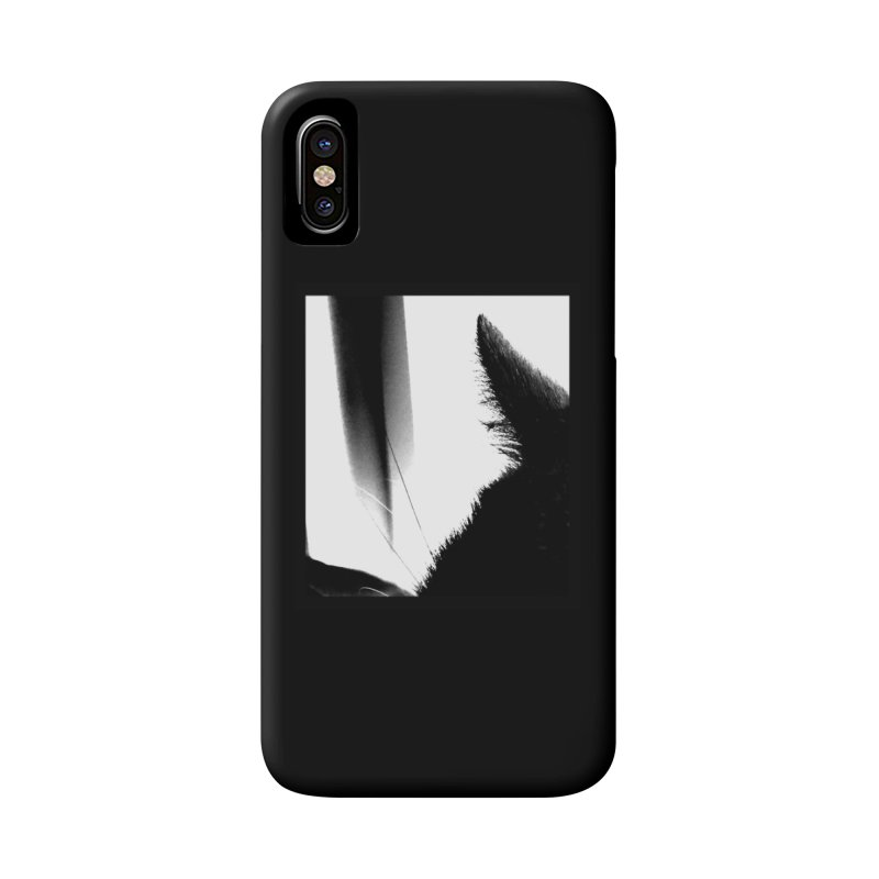 catscan Accessories Phone Case by Maat Haas: The Shop