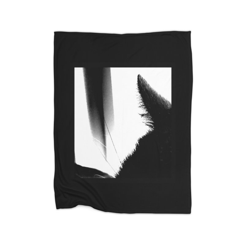 catscan Home Blanket by Maat Haas: The Shop
