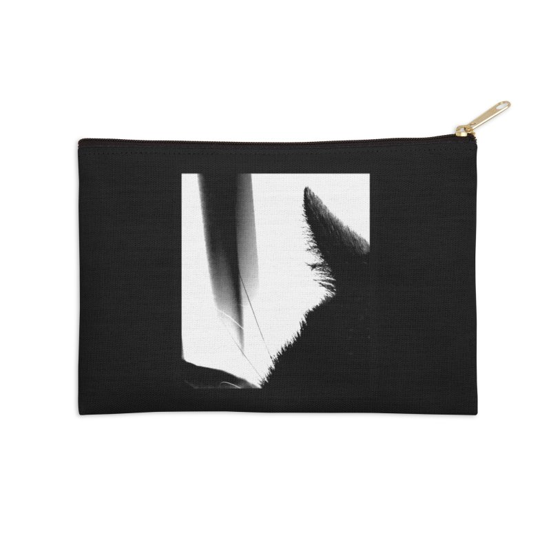 catscan Accessories Zip Pouch by Maat Haas: The Shop