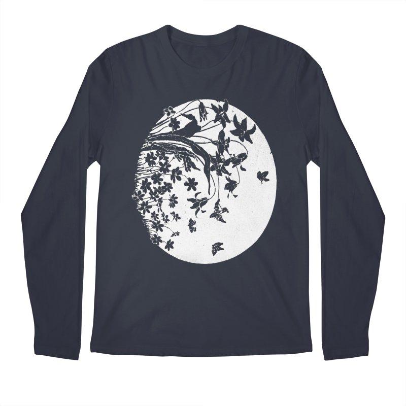 fleurs Men's Longsleeve T-Shirt by Maat Haas: The Shop