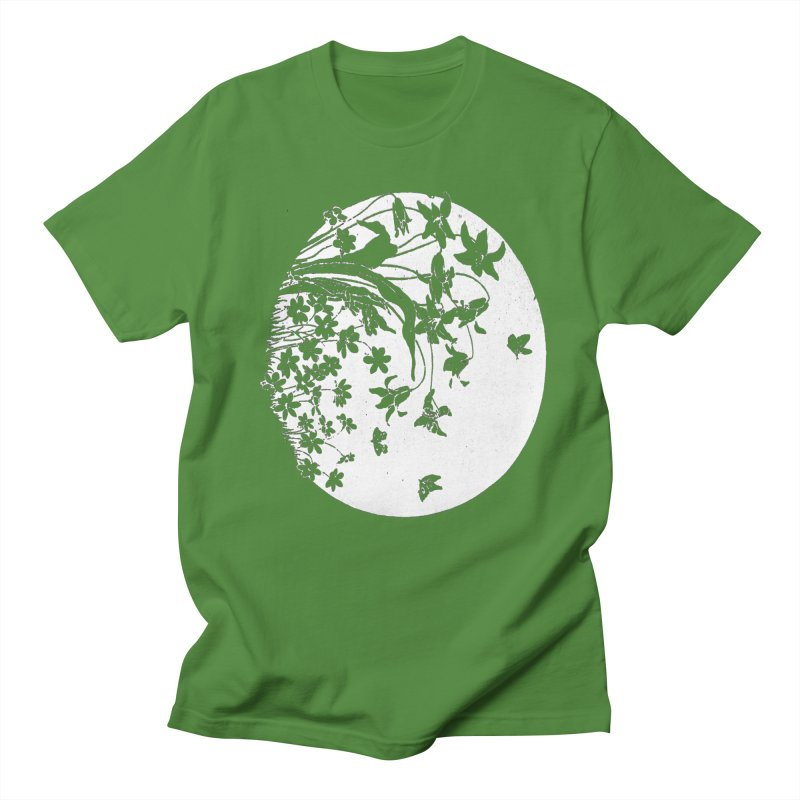 fleurs Women's Unisex T-Shirt by Maat Haas: The Shop