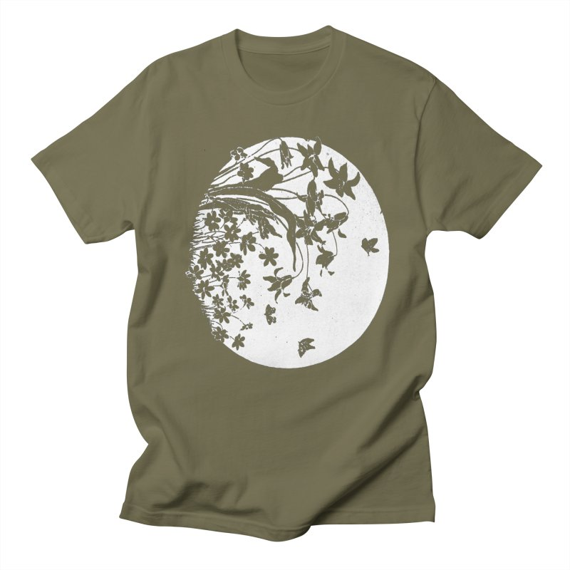 fleurs Men's Regular T-Shirt by Maat Haas: The Shop