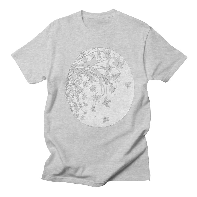 fleurs Men's T-shirt by Maat Haas: The Shop
