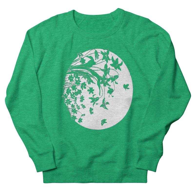 fleurs Men's Sweatshirt by Maat Haas: The Shop