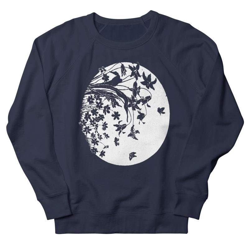 fleurs Men's Sweatshirt by Maat Haas: The Shop
