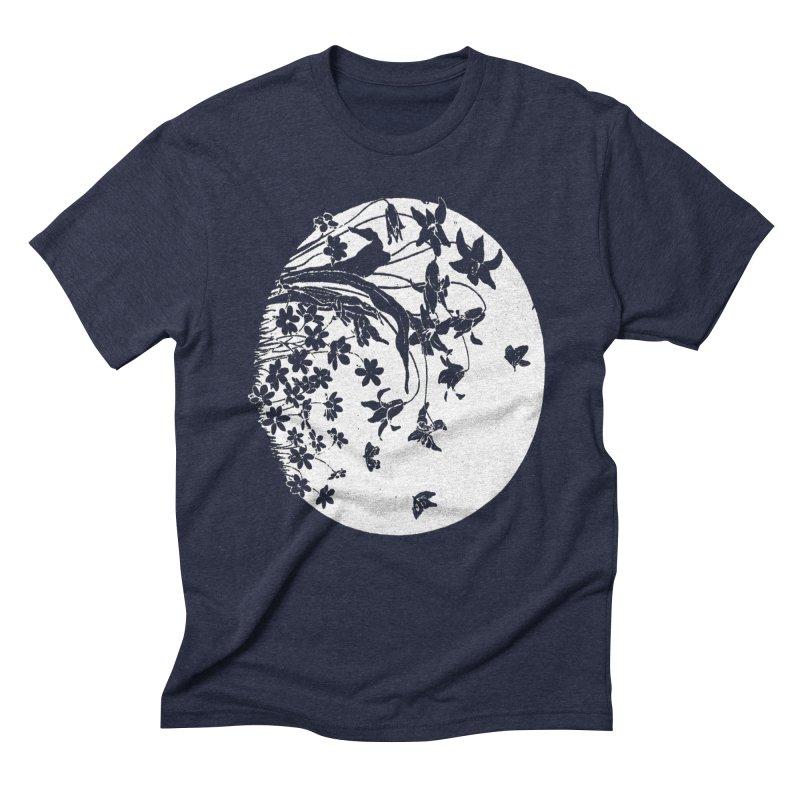 fleurs Men's Triblend T-shirt by Maat Haas: The Shop