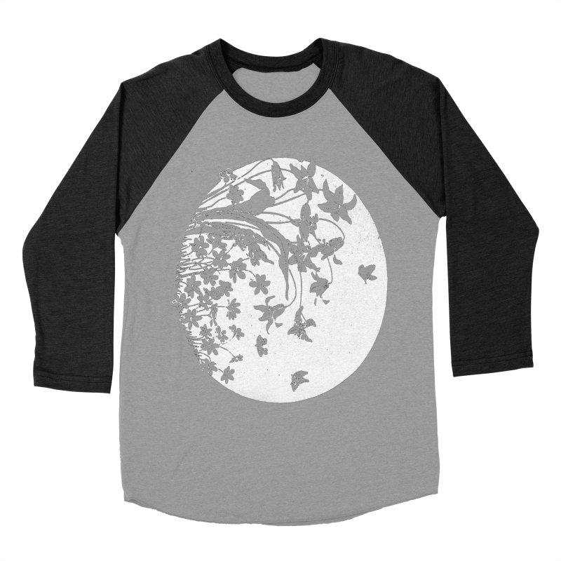 fleurs Women's Baseball Triblend T-Shirt by Maat Haas: The Shop