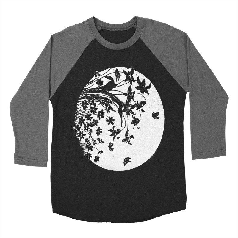 fleurs Men's Baseball Triblend T-Shirt by Maat Haas: The Shop