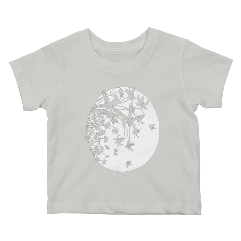 fleurs Kids Baby T-Shirt by Maat Haas: The Shop