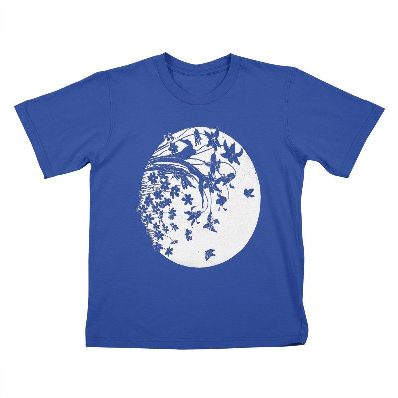 fleurs Kids T-Shirt by Maat Haas: The Shop
