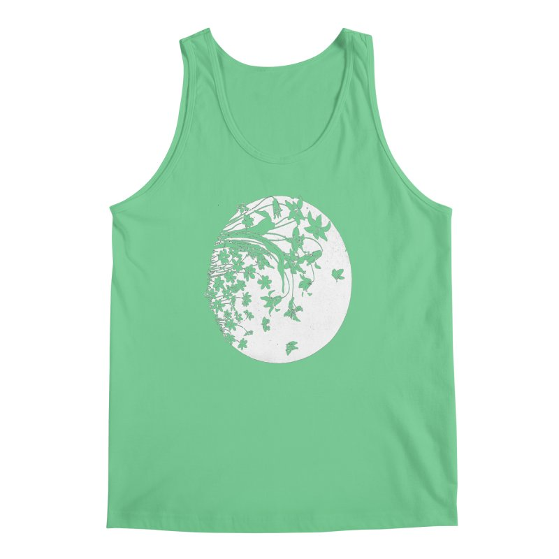 fleurs Men's Tank by Maat Haas: The Shop