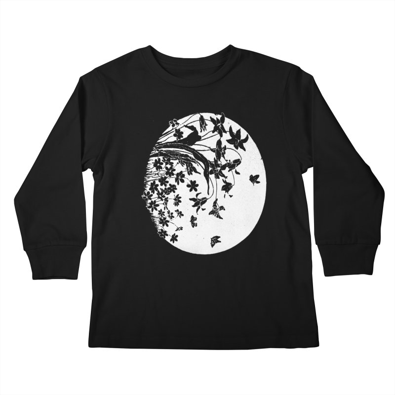 fleurs Kids Longsleeve T-Shirt by Maat Haas: The Shop