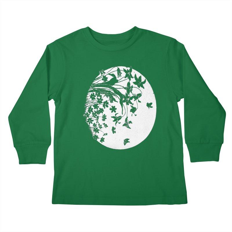 fleurs Kids Longsleeve T-Shirt by Maat Haas: The Shop