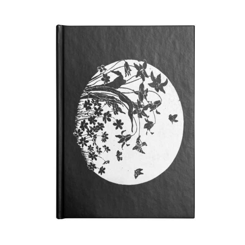 fleurs Accessories Notebook by Maat Haas: The Shop