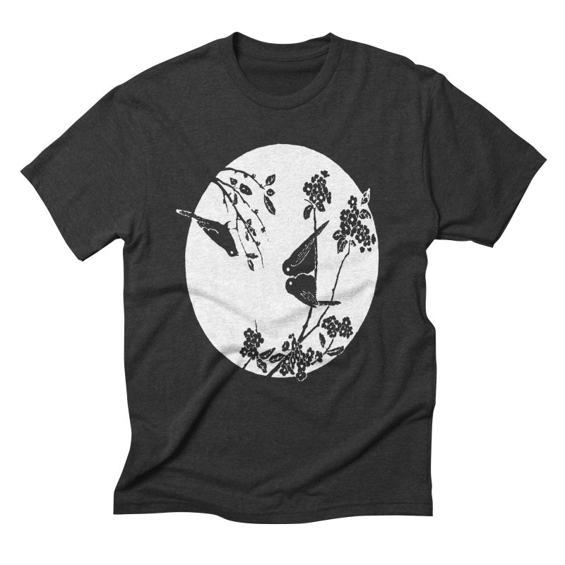 sidebird Men's Triblend T-Shirt by Maat Haas: The Shop