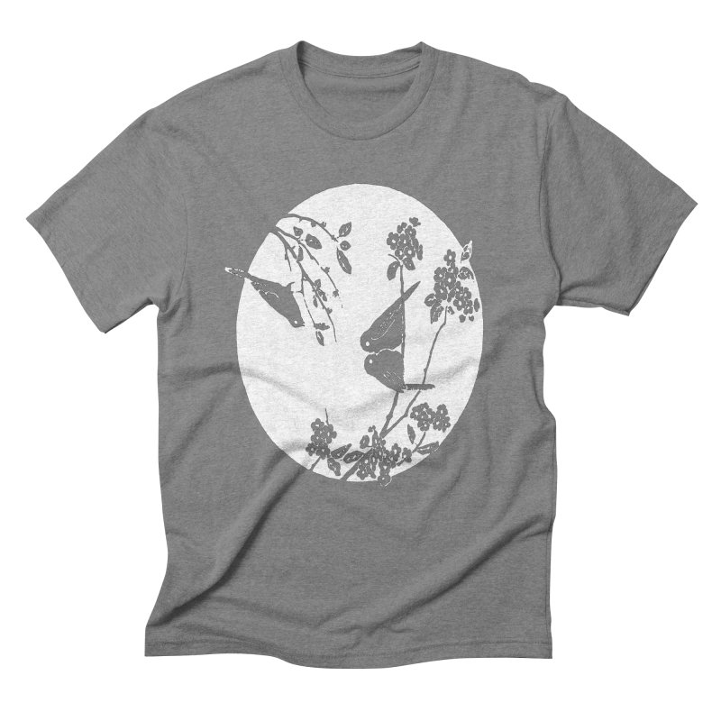 sidebird Men's Triblend T-shirt by Maat Haas: The Shop