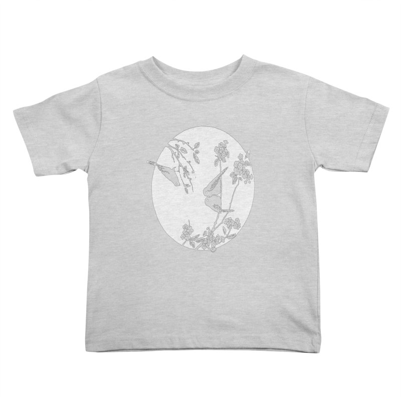 sidebird Kids Toddler T-Shirt by Maat Haas: The Shop