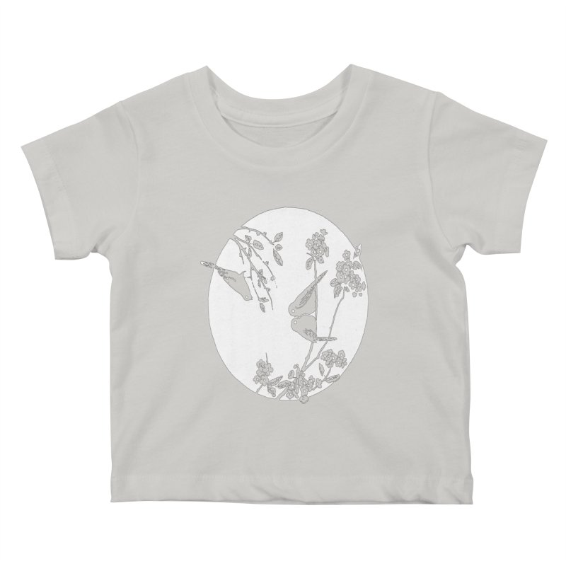 sidebird Kids Baby T-Shirt by Maat Haas: The Shop