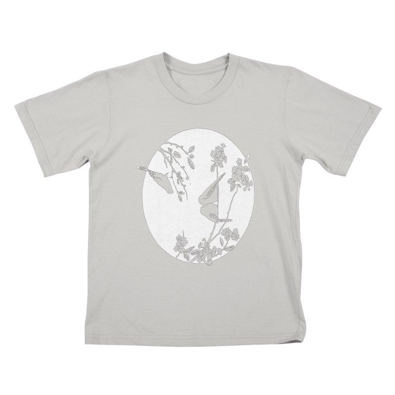 sidebird Kids T-shirt by Maat Haas: The Shop