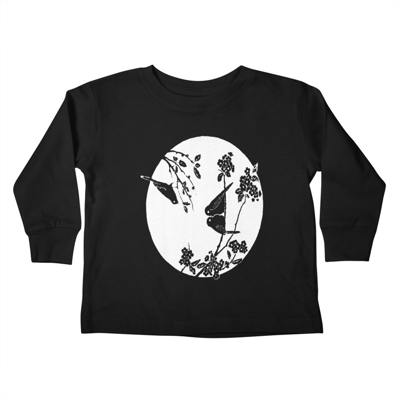 sidebird Kids Toddler Longsleeve T-Shirt by Maat Haas: The Shop
