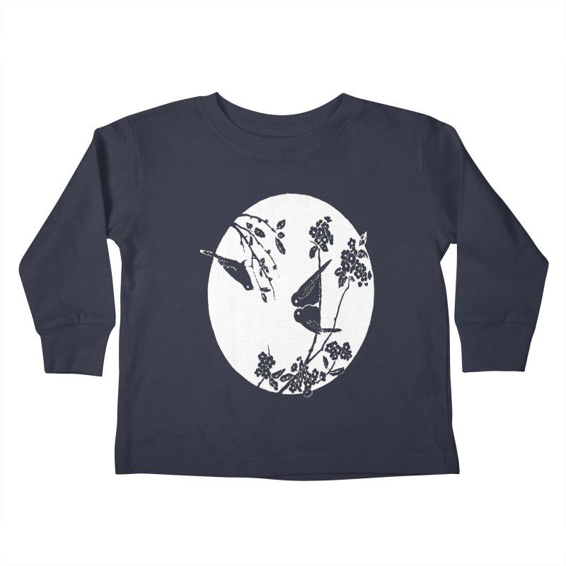 sidebird Kids Toddler Longsleeve T-Shirt by Maat Haas: The Shop