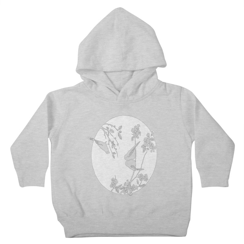 sidebird Kids Toddler Pullover Hoody by Maat Haas: The Shop