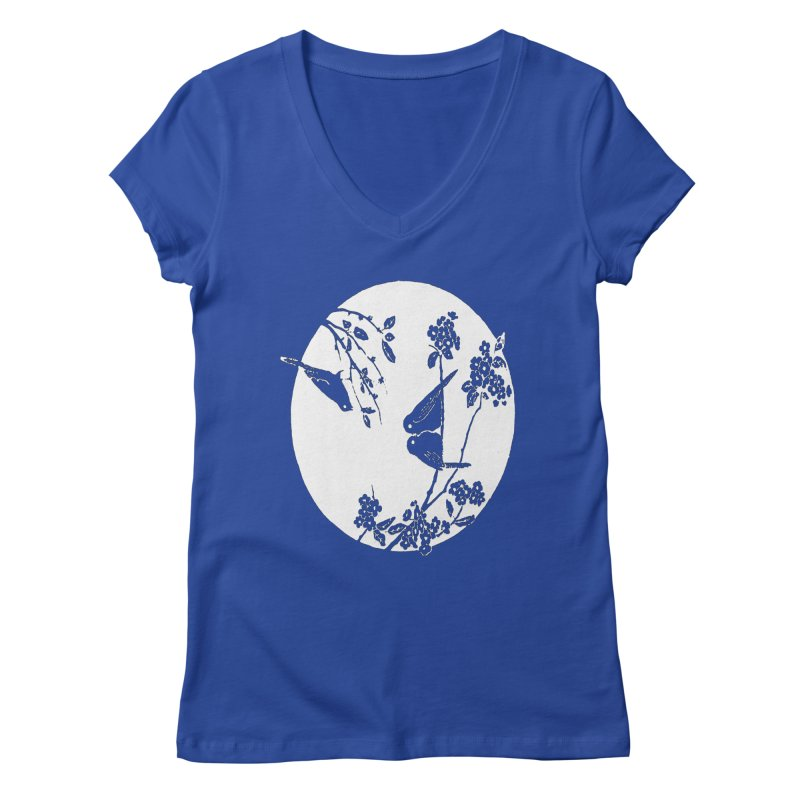 sidebird Women's V-Neck by Maat Haas: The Shop