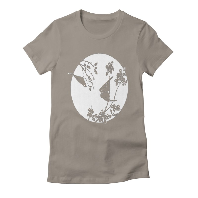 sidebird Women's Fitted T-Shirt by Maat Haas: The Shop