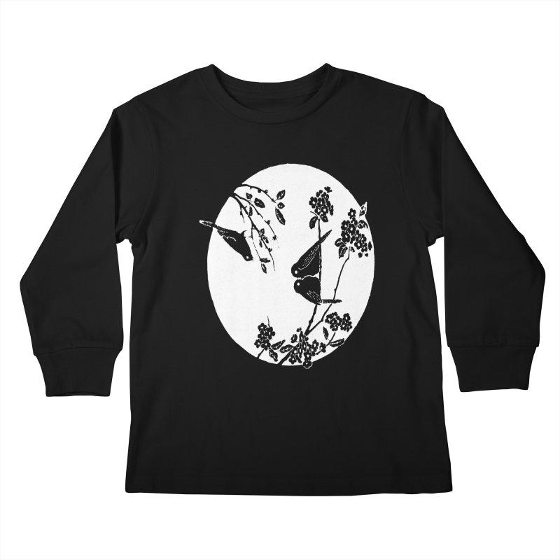 sidebird Kids Longsleeve T-Shirt by Maat Haas: The Shop
