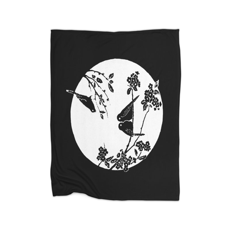 sidebird Home Blanket by Maat Haas: The Shop