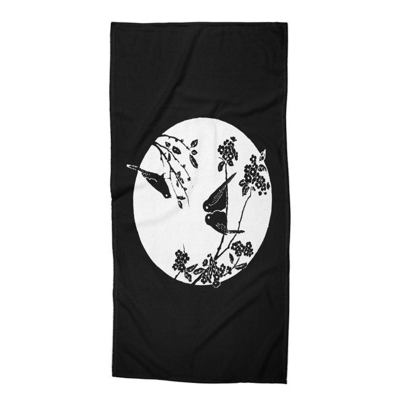 sidebird Accessories Beach Towel by Maat Haas: The Shop