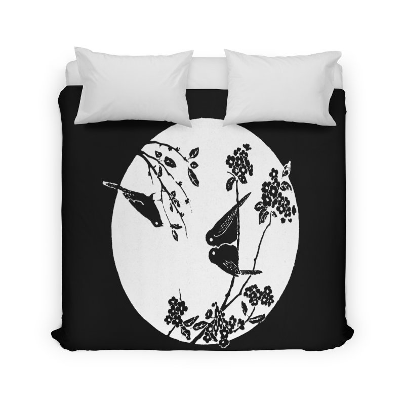 sidebird Home Duvet by Maat Haas: The Shop