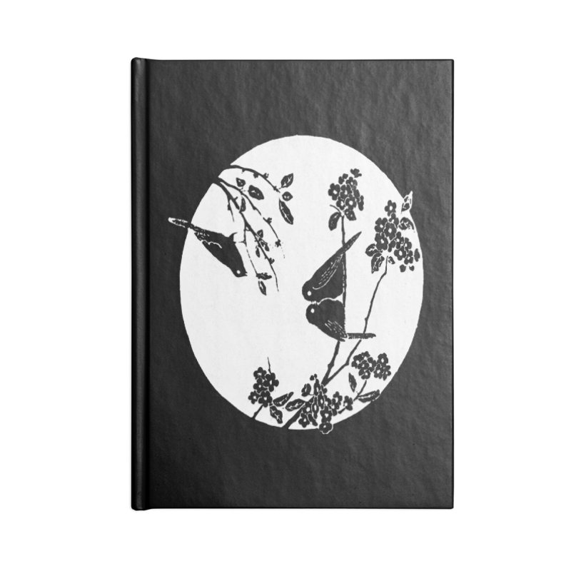 sidebird Accessories Notebook by Maat Haas: The Shop