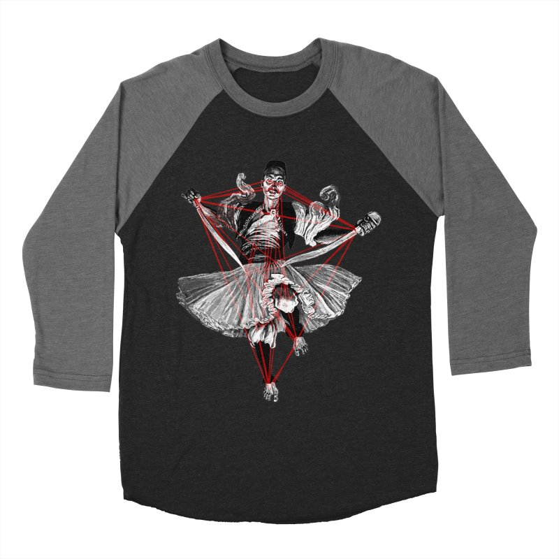 deservish Women's Baseball Triblend T-Shirt by Maat Haas: The Shop