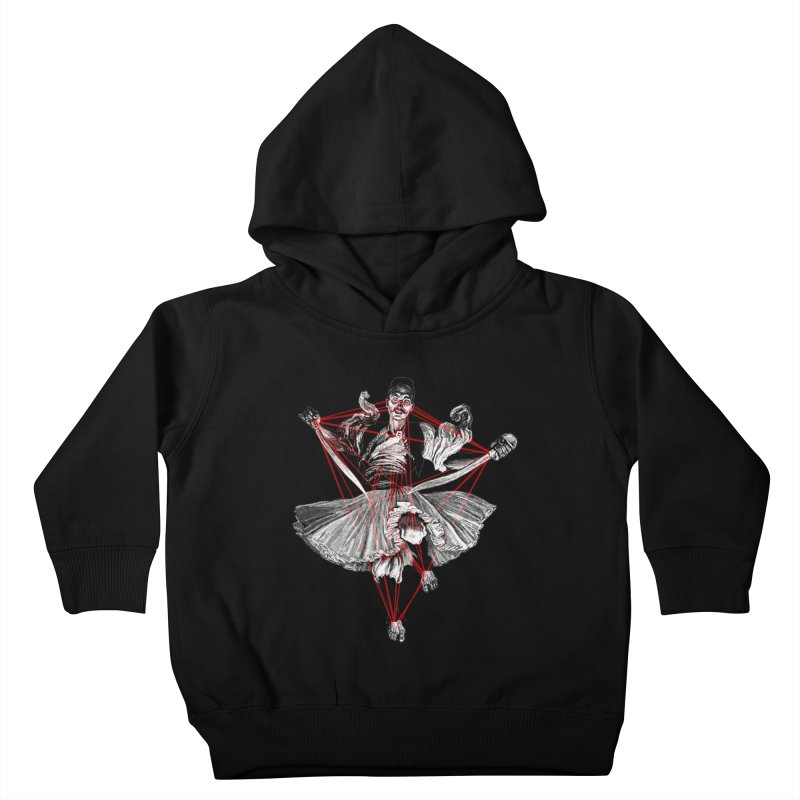 deservish Kids Toddler Pullover Hoody by Maat Haas: The Shop