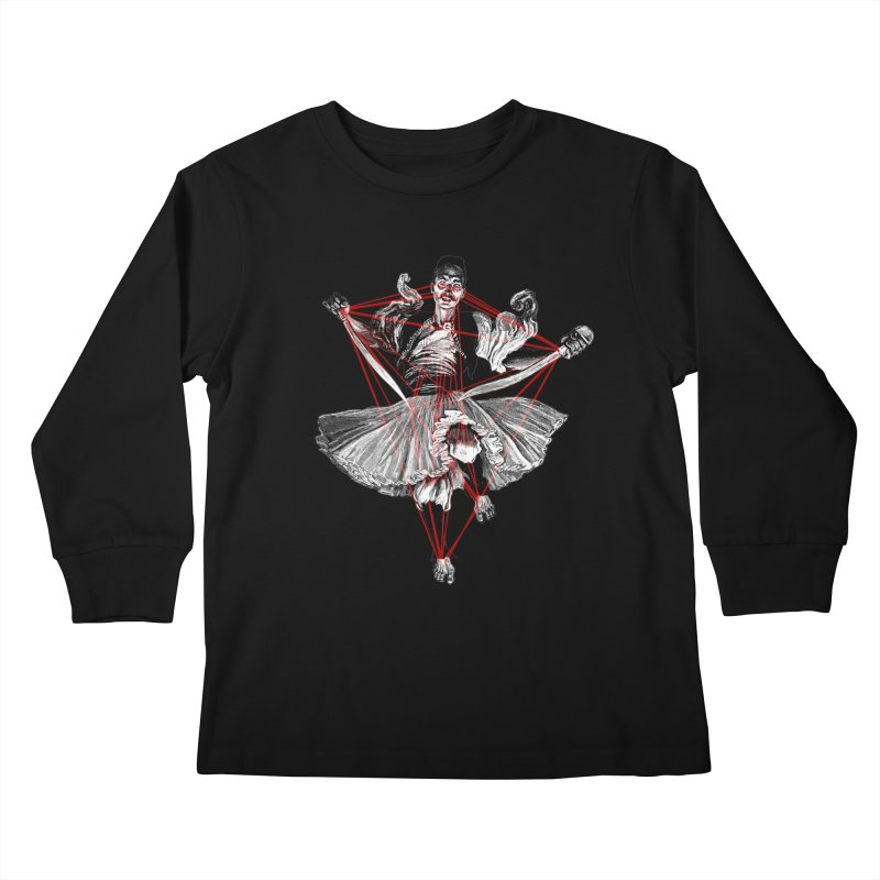 deservish Kids Longsleeve T-Shirt by Maat Haas: The Shop