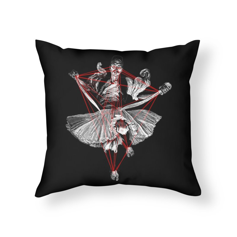 deservish Home Throw Pillow by Maat Haas: The Shop