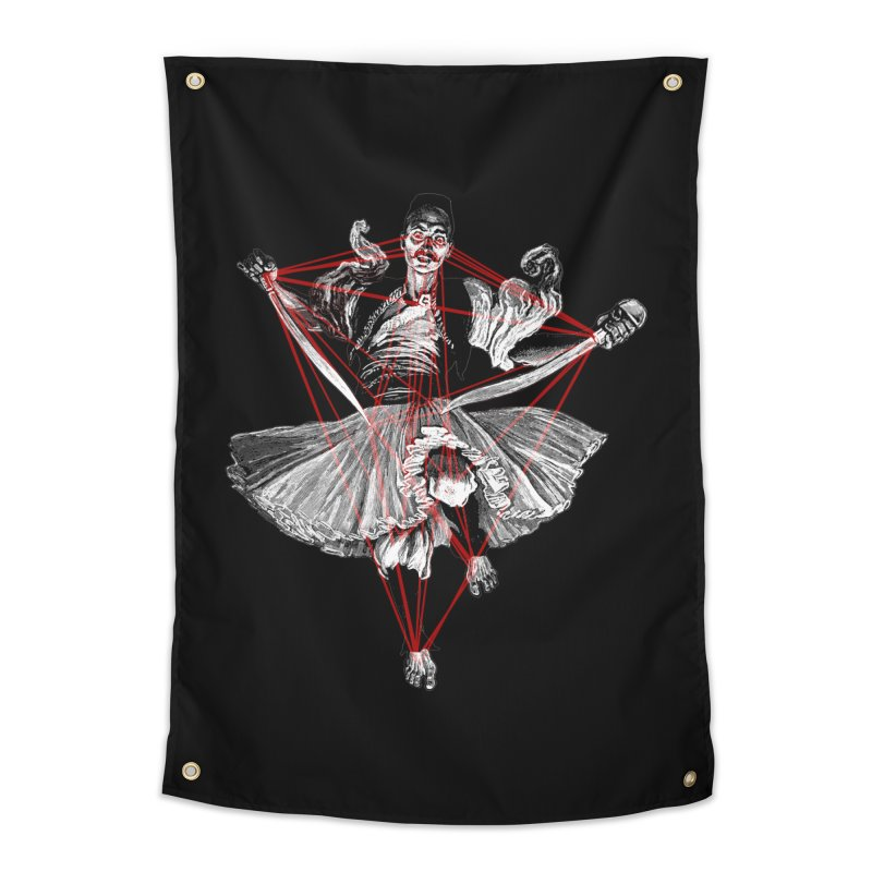 deservish Home Tapestry by Maat Haas: The Shop