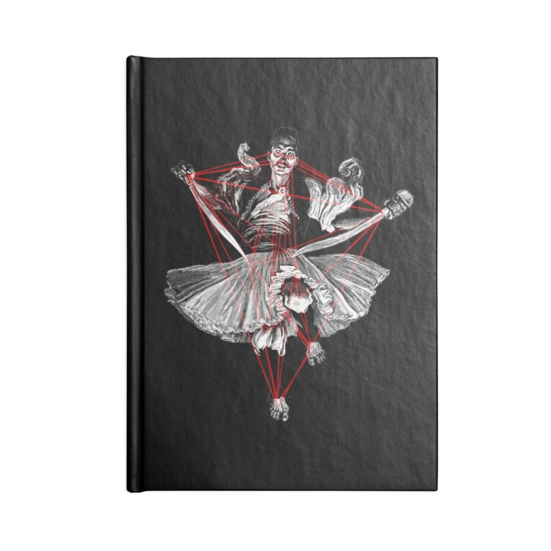 deservish Accessories Notebook by Maat Haas: The Shop