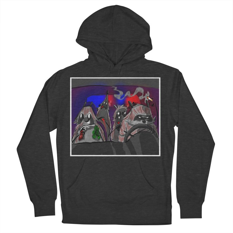 raccoon wedding Men's Pullover Hoody by Maat Haas: The Shop