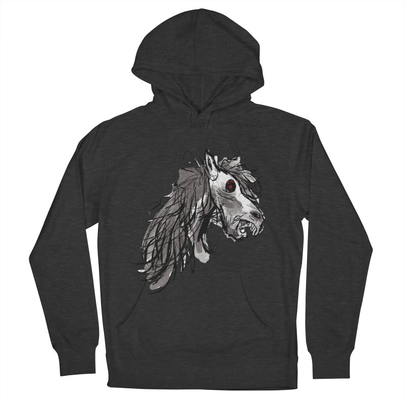 horse Women's Pullover Hoody by Maat Haas: The Shop
