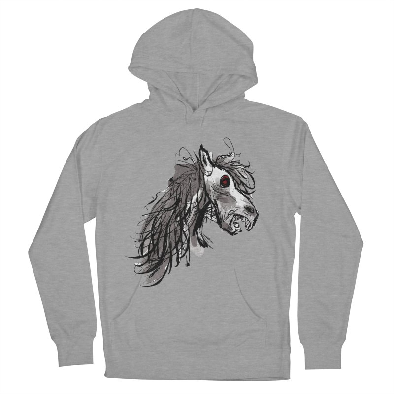 horse Men's Pullover Hoody by Maat Haas: The Shop