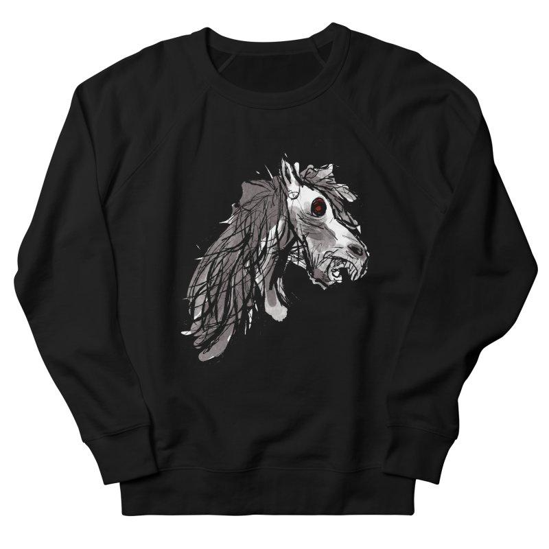 horse Women's Sweatshirt by Maat Haas: The Shop