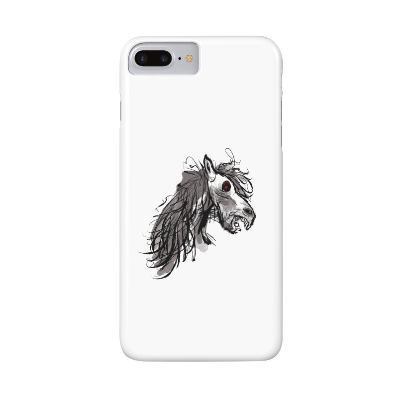 horse Accessories Phone Case by Maat Haas: The Shop