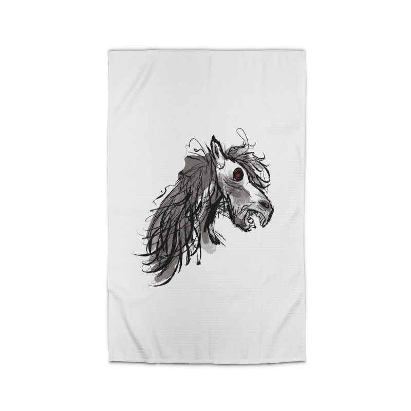 horse Home Rug by Maat Haas: The Shop