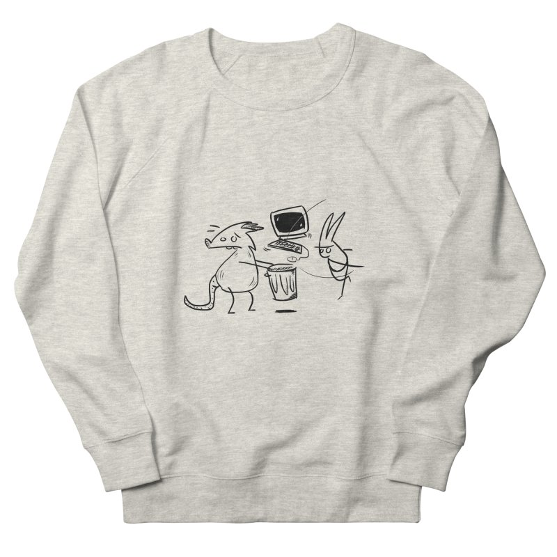 a place for our mistakes Women's French Terry Sweatshirt by Maat Haas: The Shop