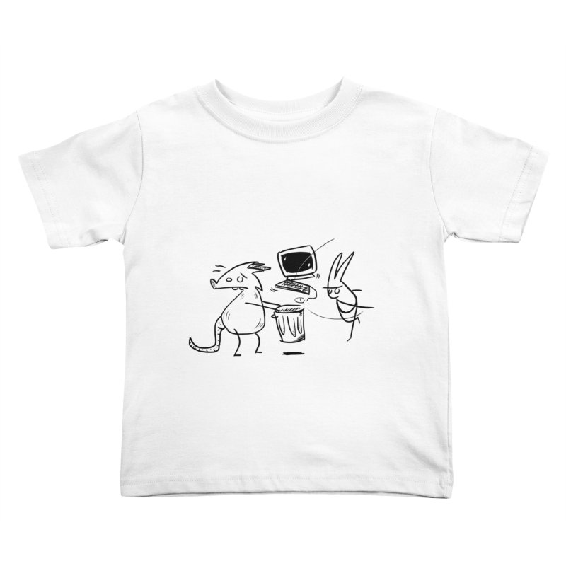 a place for our mistakes Kids Toddler T-Shirt by Maat Haas: The Shop