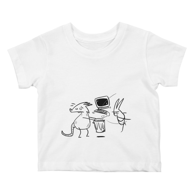 a place for our mistakes Kids Baby T-Shirt by Maat Haas: The Shop