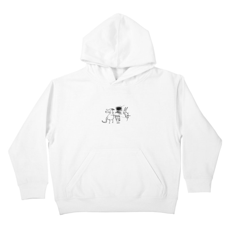 a place for our mistakes Kids Pullover Hoody by Maat Haas: The Shop