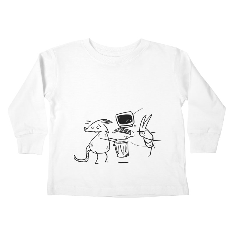 a place for our mistakes Kids Toddler Longsleeve T-Shirt by Maat Haas: The Shop